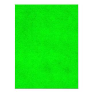 Plantilla texturizada del pergamino de la luz verd fotografia