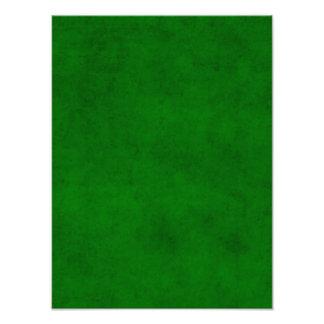 Plantilla texturizada oscuridad verde del pergamin foto