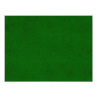 Plantilla texturizada profunda verde del pergamino fotografías