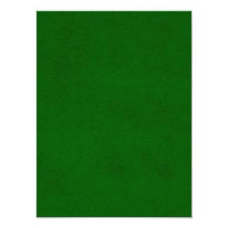 Plantilla texturizada profunda verde del pergamino fotos
