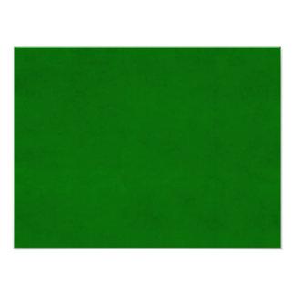 Plantilla texturizada verde del color del pergamin fotografías