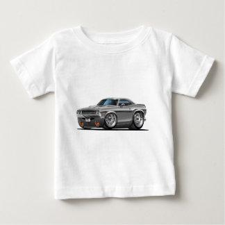 Plata 1970-72 del desafiador/coche gris camiseta