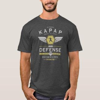 Plata 2015 de la camiseta de KAPAP