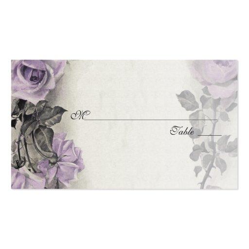 Plata esterlina subió casando tarjetas del lugar o tarjetas personales