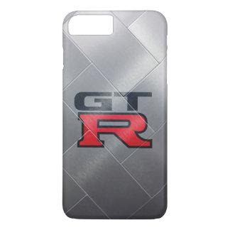 Plata lisa GT-r Funda Para iPhone 8 Plus/7 Plus