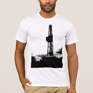 Plataforma de perforación, camiseta