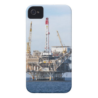 Plataforma petrolera funda para iPhone 4 de Case-Mate