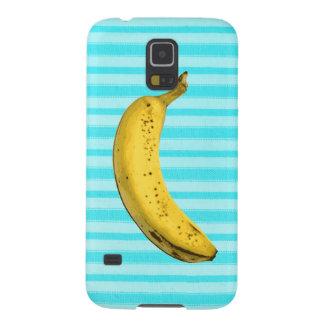 Plátano divertido funda galaxy s5