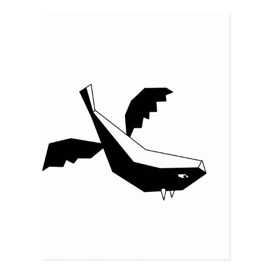 Platano vapiro postal