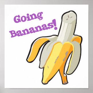 ¡plátanos que van! plátano posters