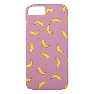 Plátanos rosados funda iPhone 7