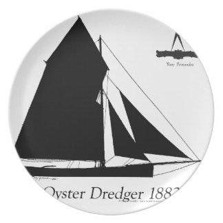 Plato 1882 draga de la ostra - fernandes tony