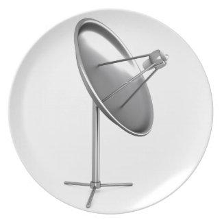 Plato Antena parabólica