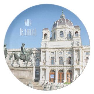 Plato Arquitectura en Viena, Austria