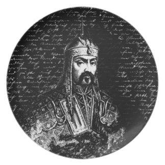 Plato Attila el Hun