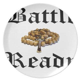 Plato Batalla lista
