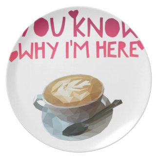 Plato Beca bebida anónima del AA del café