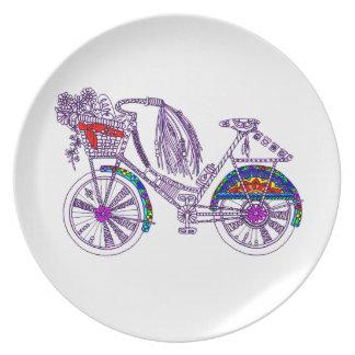 Plato Bicicleta