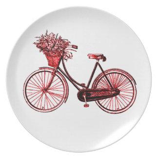Plato Bicicleta 2