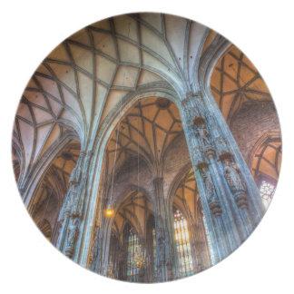 Plato Catedral Viena del St Stephens