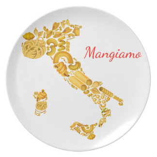 Plato Comamos - el disco italiano de las pastas