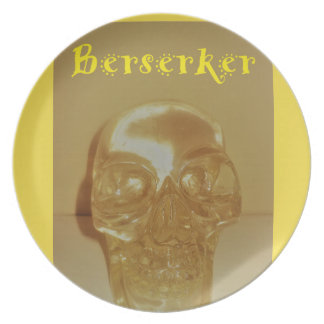 Plato Cráneo de Berserker