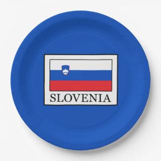 Plato De Papel Eslovenia