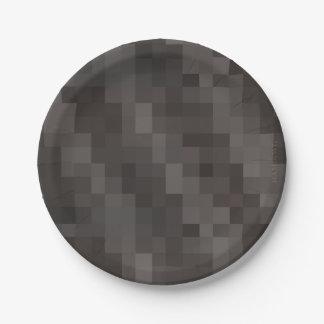 Plato De Papel HAMbyWG - placa de papel - células del carbón de