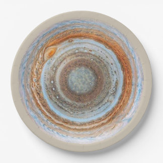 Plato De Papel Júpiter del sur