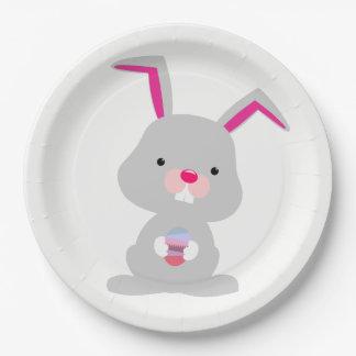 Plato De Papel Placa de papel de Pascua