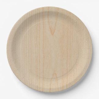 Plato De Papel placa de papel del piso del baloncesto