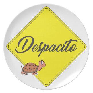 Plato Despacito