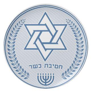 Plato División kosher