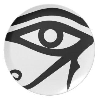 Plato El ojo del Ra