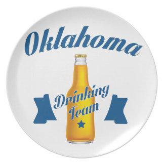 Plato Equipo de consumición de Oklahoma