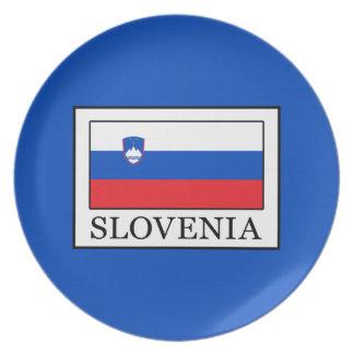 Plato Eslovenia