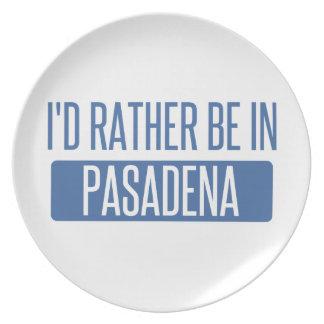 Plato Estaría bastante en Pasadena CA
