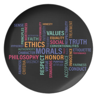"Plato ""Ética empresarial """