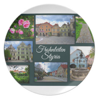 Plato Frohnleiten - una de las ciudades más bonitas de