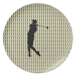Plato Golfista