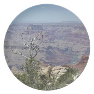 Plato Gran Cañón Arizona