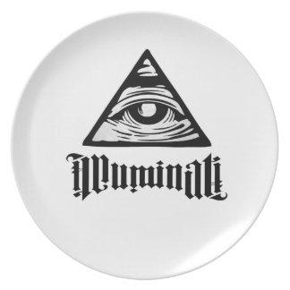 Plato Illuminati