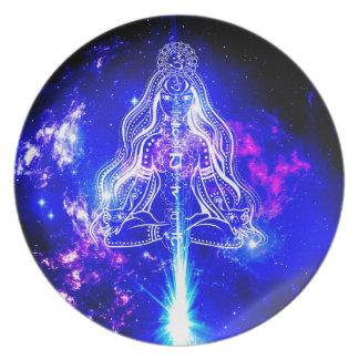 Plato Iridescence cósmico