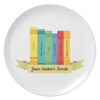 Plato Las novelas de Jane Austen III
