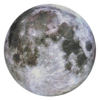 Plato Luna Llena