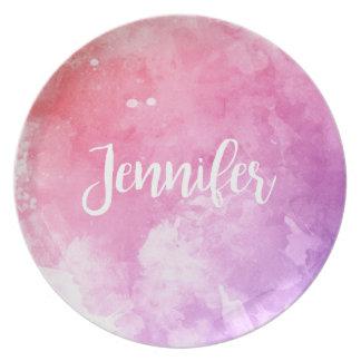 Plato Nombre de Jennifer