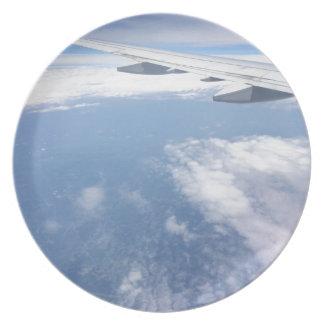 Plato Perdido en las nubes