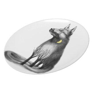 Plato Perro - mascota, gráficos