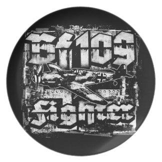 Plato Placa de la melamina de la placa del FB 109