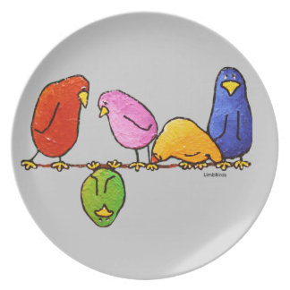Plato Placa de LimbBird